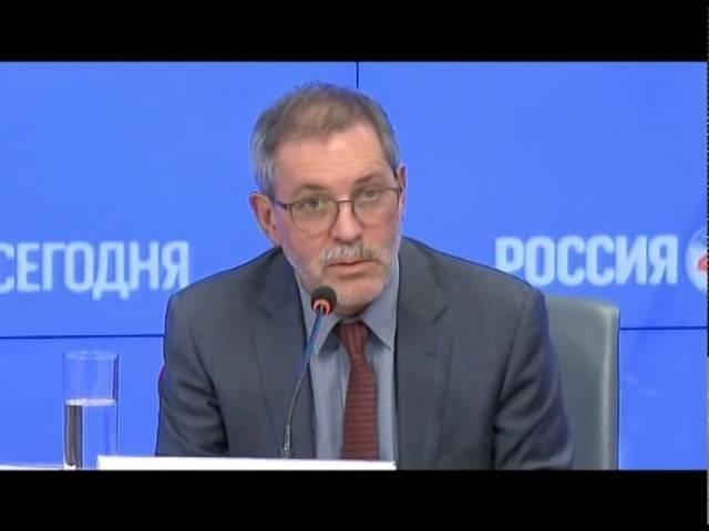 Пресс-конференция пресс-секретаря «Роснефти» Михаила Леонтьева