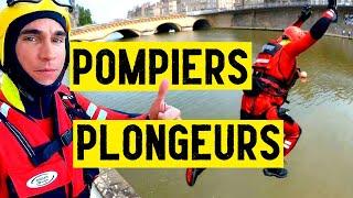 POMPIER : Je m'entraîne avec les Plongeurs Du SDIS 57 ! [La Remise #16]