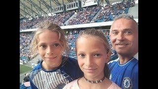 CZ5-Gutek na Zgrupowaniu Kadry Polski FA w Grodzisku 2018-Na Bułgarskiej Lech vs Wisła-Inea Stadion