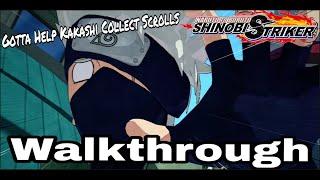 This Is What Kakashi Wants Me To Do | Naruto To Boruto: Shinobi Striker (Walkthrough Part 1)