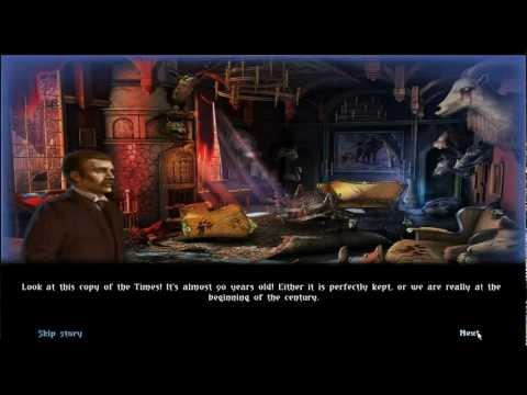 [1/7] Sherlock Holmes and the Hound of the Baskervilles Walkthrough: Rodger Baskerville (HD)  