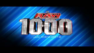 RAW 1000 Theme Song - Tonight Is The Night by Outasight + Download Link [HD]