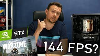 144 FPS Warzonessa?