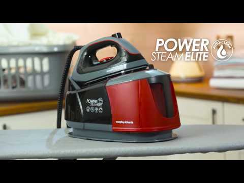 Morphy Richards Auto Clean - Power Steam Elite Generator Iron (332013)