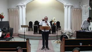Live IPH 03 de Maio de 2020 - Culto de adoração e estudo da Palavra