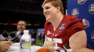 Barrett Jones reflects on his playing career at Alabama during three national championships