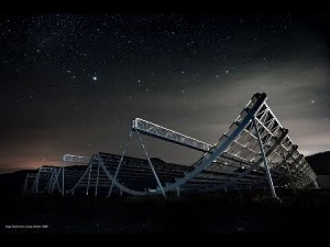 CHIME Telescope captures fast radio bursts (FRBs)