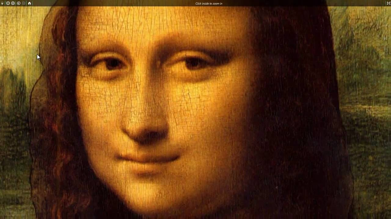 Mona Lisa: Why Is She Smiling? - YouTube Da Vinci Paintings Hidden Messages