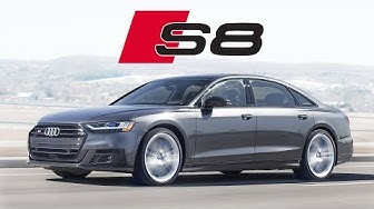The 2020 Audi S8 is really Fast and MORE Comfortable than a BMW or Mercedes
