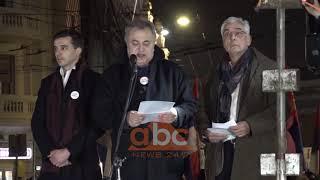 Serbi, opozita marreveshje simbolike me qytetaret | ABC News Albania