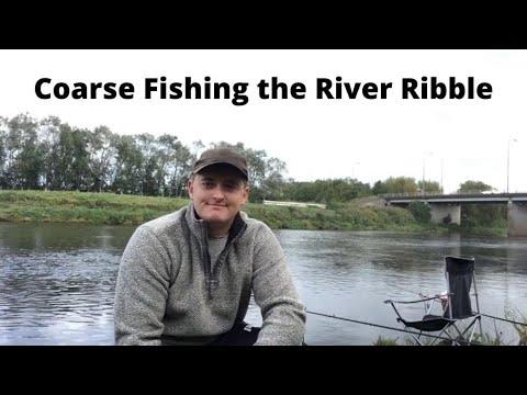 Coarse Fishing The River Ribble
