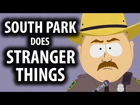 South Park Does Stranger Things & Stephen King's IT Explained