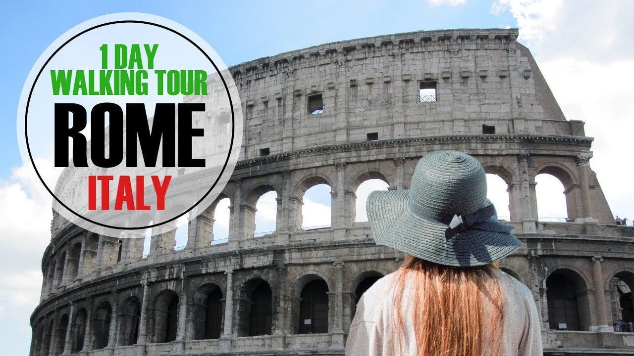 Rome in a day do it yourself tour youtube rome in a day do it yourself tour solutioingenieria Choice Image