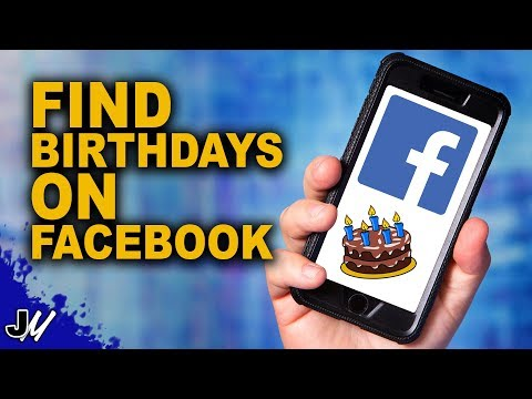 How do i change who sees my birthday on facebook