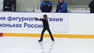 Арсений Федотов КП - Первенство России 2018. Младший возраст