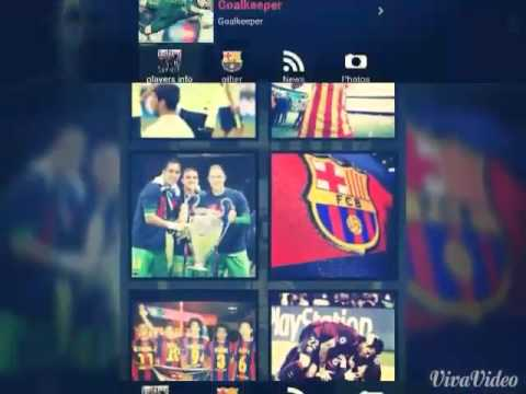 New app for Barcelona fc on play store