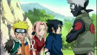 Naruto Find the Four-Leaf Red Clover! (OVA) Part 2/2