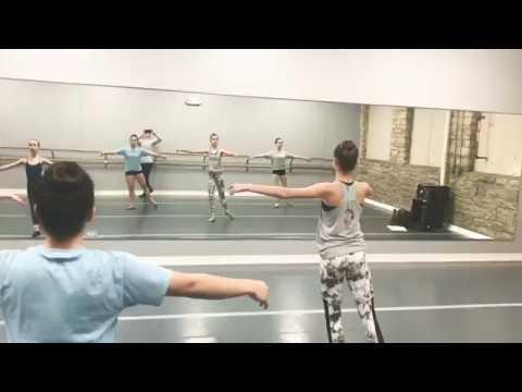 Jazz / Turns / Leaps Progressions 3