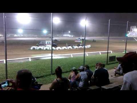 CCSDS at I-30 Speedway 7/15/17