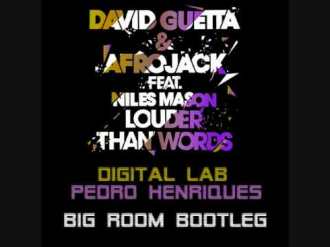 David Guetta & Afrojack - Louder Than Words (Digital Lab & Pedro Henriques Bootleg)