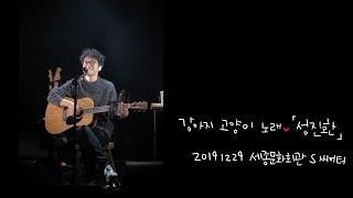 [성진환] 강아지 고양이 노래 _ 20191229 세종…
