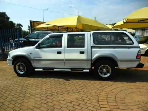 2000 Isuzu Kb Series 280dt Lx Doublecab Auto For Sale On Auto Trader