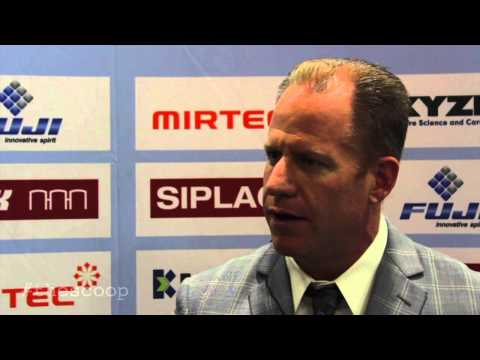 Chris Marion, Technical and Marketing Director, Nordson ASYMTEK at APEX 2015