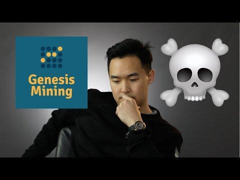 RIP GENESIS MINING – The Final UPDATE 2018