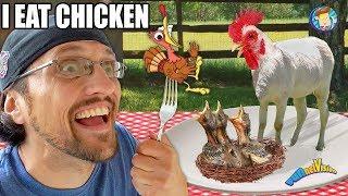 chicken-donkey-yummy-fv-family-oreo-meets-new-goat-vlog