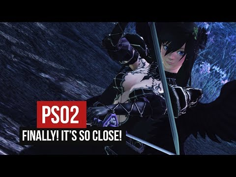 PHANTASY STAR ONLINE 2 ANNOUNCEMENT! Oh Yesssssss!! Closed Beta + Release Date!
