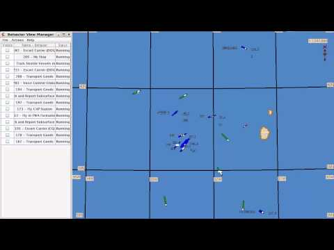Automated Intelligence in Synthetic Maritime Warfare Made Simple with Discovery Machine - Part 2