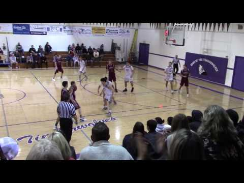 Clear Lake Cardinals basketball vs Fort Bragg 1/13/17