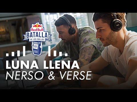 NERSO & VERSE:  LUNA LLENA