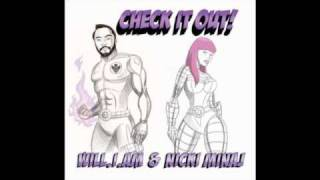 Nicki Minaj Feat. Cheryl Cole & Will.i.am - Check It Out (Remix) (Radio Rip) New 2010