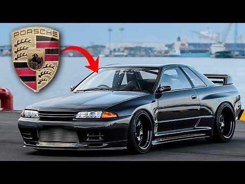 12 SURPRISING Skyline R32 GT-R Facts YOU Didn't Know!