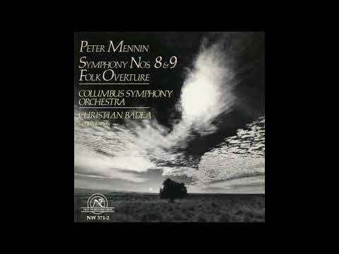 Symphony No.9 - Peter Mennin