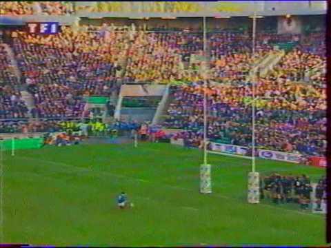 France vs nouvelle z lande demi finale de la coupe du monde 1999 de rugby part 1 youtube - Rugby coupe du monde 1999 ...