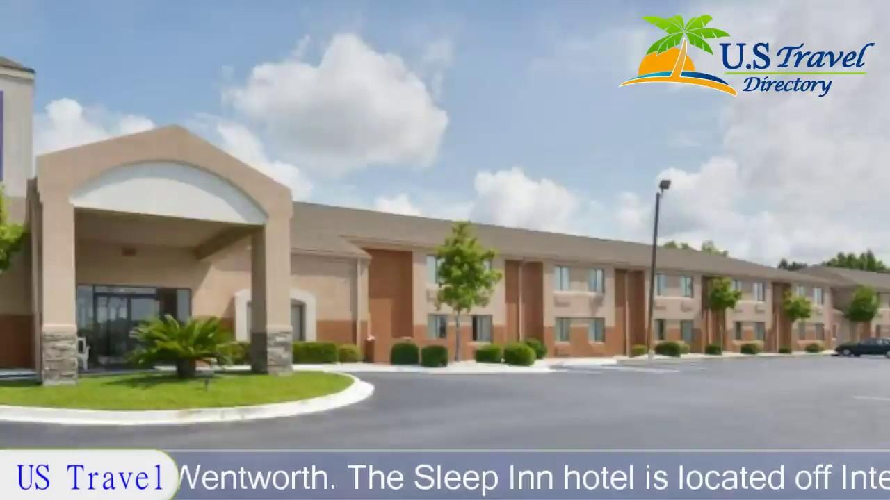 Sleep Inn I 95 North Savannah Port Wentworth Hotels Georgia