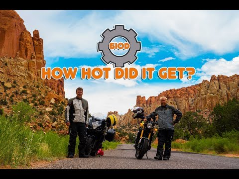 2017 Utah and Colorado Bike Trip with Sixthisoverdrive