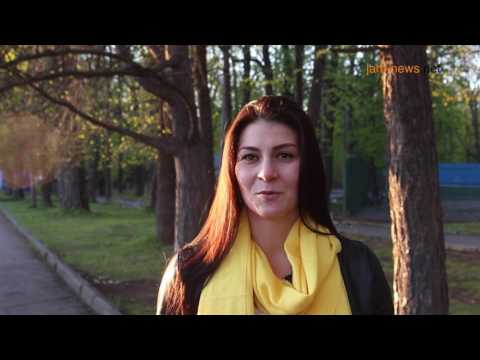What do you think about Tbilisi? Vox-pop, Vladikavkaz, April 2017