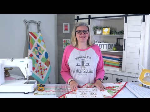 Behind The Seams: Kimberly's Back For National Jelly Roll Day | Fat Quarter Shop Livestream