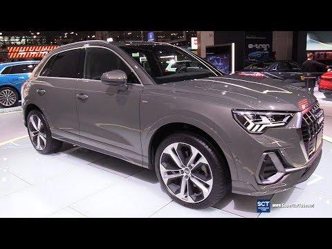 2020 Audi Q3 Review, USA, Interior, Canada >> 2020 Audi Q3 45 Tfsi Quattro Exterior And Interior Walkaround