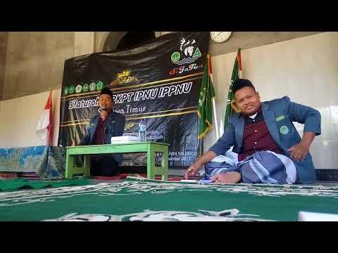 Sambutan PW dengan Silaturahmi PKPT Se Jatim 2017