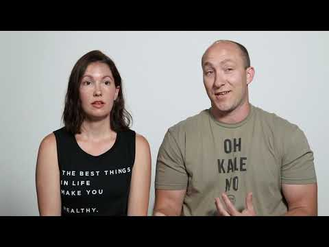 Josh & Lindsay's Clean Juice Story | Small Business Series