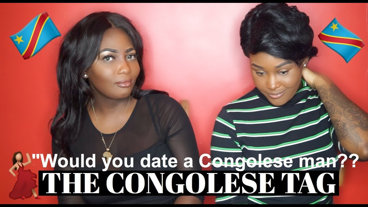 Dating a congolese man
