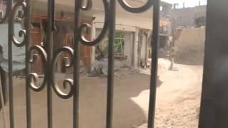 Сирия 2016!ВКС России успешно уничтожили авиаударом базу ИГИЛа в пров  Дамаск