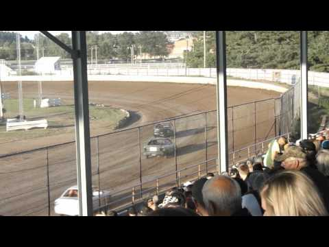 red cedar speedway fair night #2 hornets