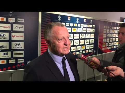 Interview de Jean Michel Aulas