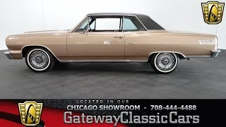 1964 Chevrolet Chevelle Malibu SS Gateway Classic Cars Chicago #907