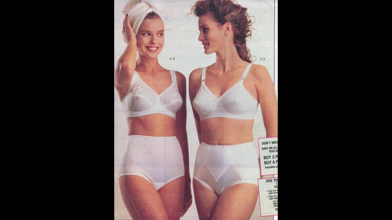 Old Photos Sears Catalog Panties Pictures